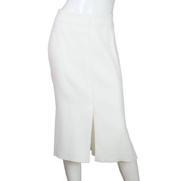 Altuzarra Dresses & Skirts - Altuzarra White Slit Skirt